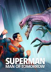 Search netflix Superman: Man of Tomorrow